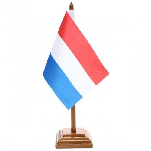 Bandeira de Mesa Luxemburgo 6561PM