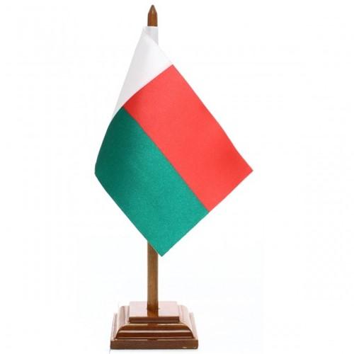 Bandeira de Mesa Madagáscar 6563PM