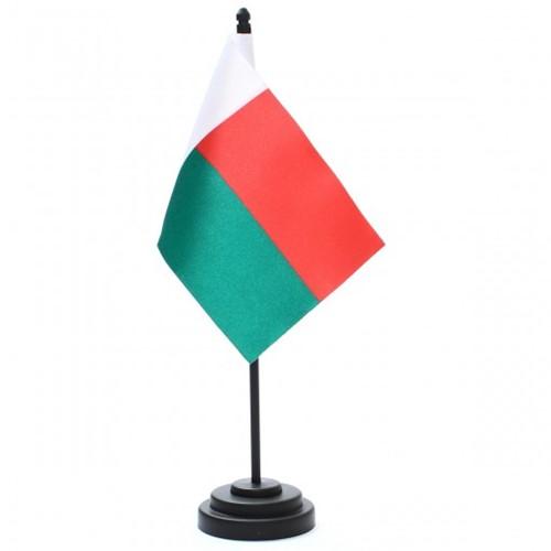 Bandeira de Mesa Madagáscar 6783PP