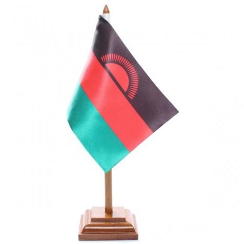 Bandeira de Mesa Malavi 6565PM