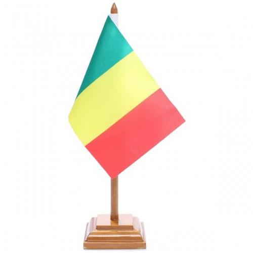 Bandeira de Mesa Mali 6567PM