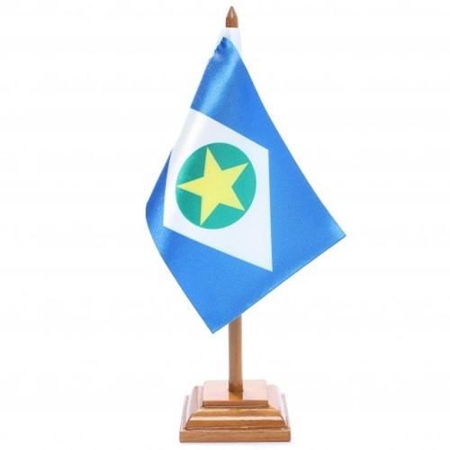 Bandeira de Mesa Mato Grosso 6366PM