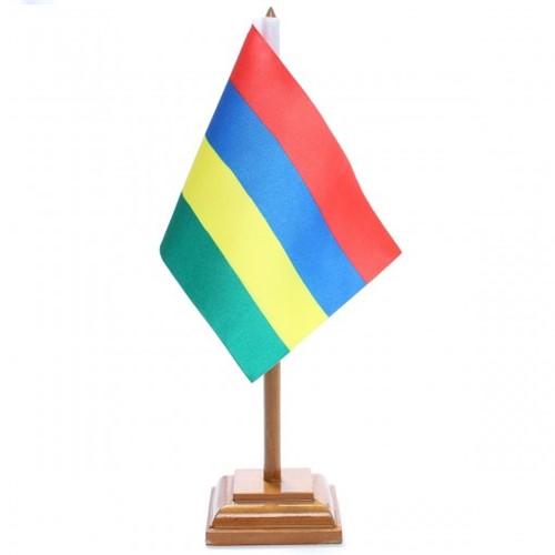 Bandeira de Mesa Mauricio 6569PM