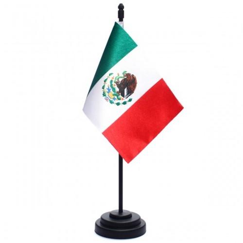 Bandeira de Mesa México 6791PP
