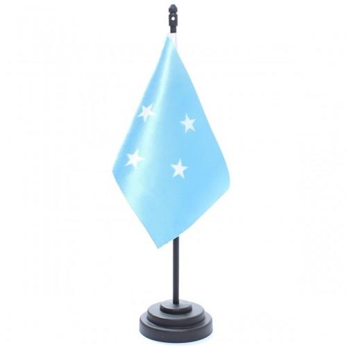 Bandeira de Mesa Micronésia 6793PP