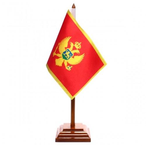 Bandeira de Mesa Montenegro 6577PM