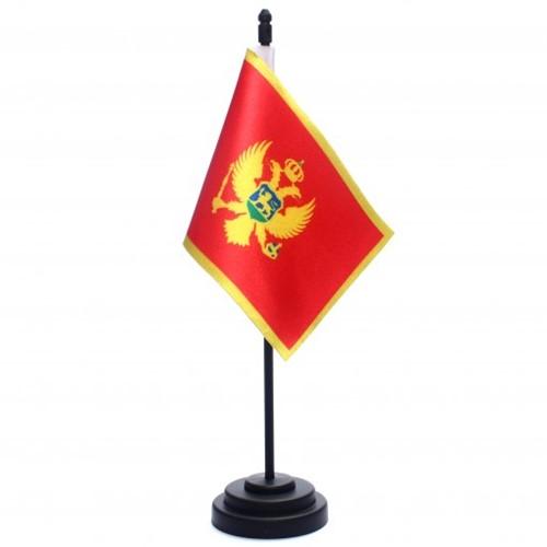 Bandeira de Mesa Montenegro 6797PP