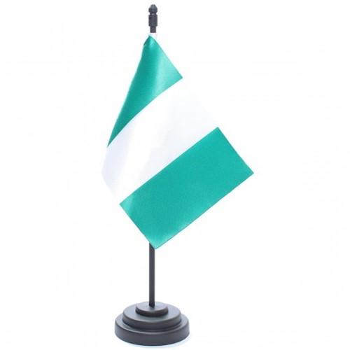 Bandeira de Mesa Nigéria 6803PP