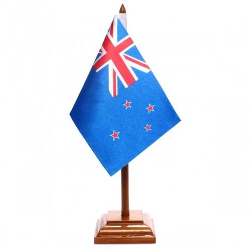 Bandeira de Mesa Nova Zelândia 6585PM