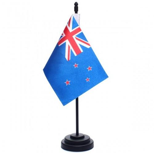 Bandeira de Mesa Nova Zelândia 6805PP