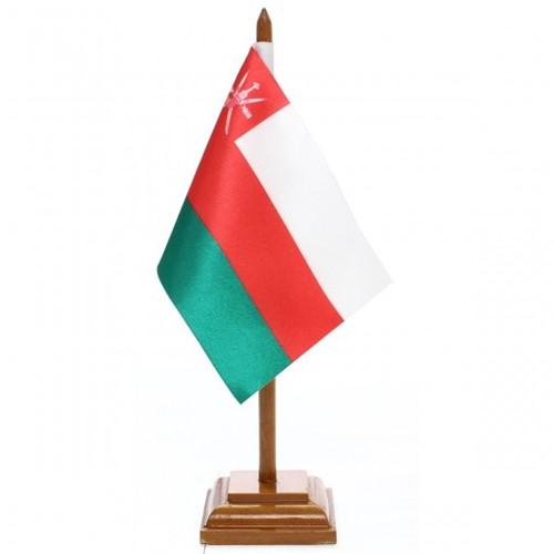 Bandeira de Mesa Omã 6586PM