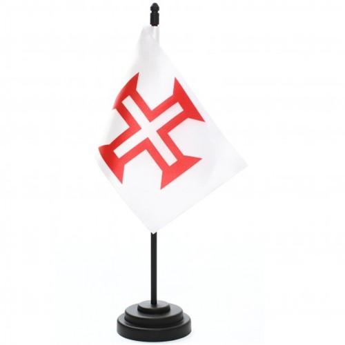 Bandeira de Mesa Ordem de Cristo 6426PP