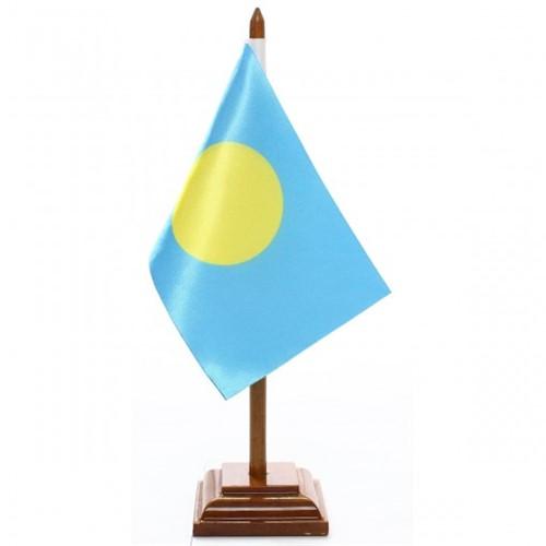 Bandeira de Mesa Palau (Belau) 6587PM
