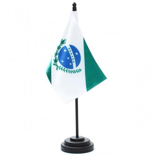 Bandeira de Mesa Paraná 6343PP