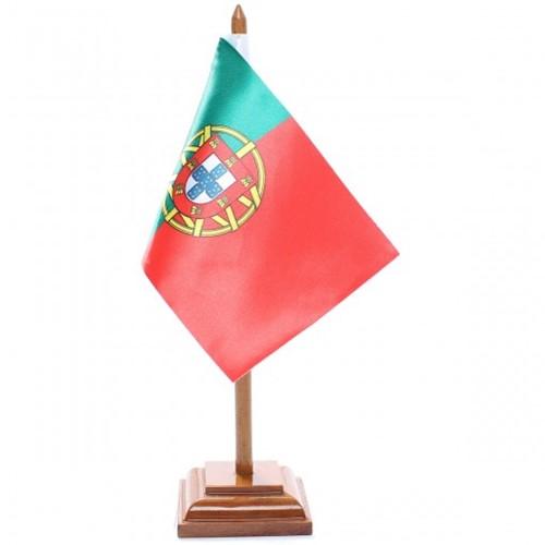 Bandeira de Mesa Portugal 6596PM