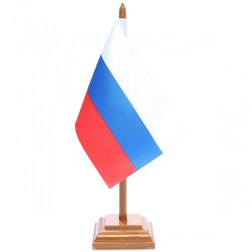 Bandeira de Mesa Rússia 6609PM