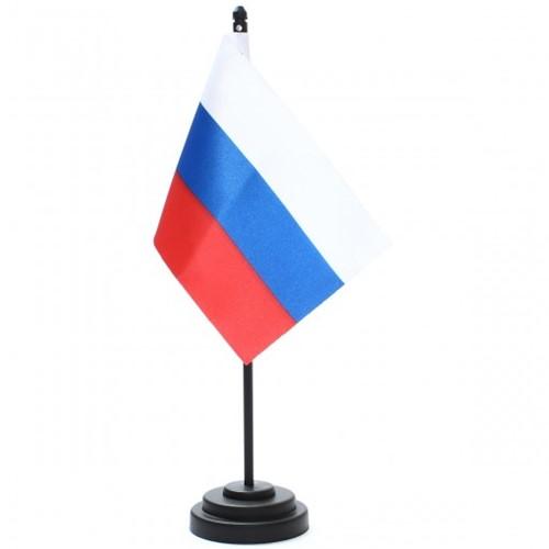 Bandeira de Mesa Rússia 6829PP