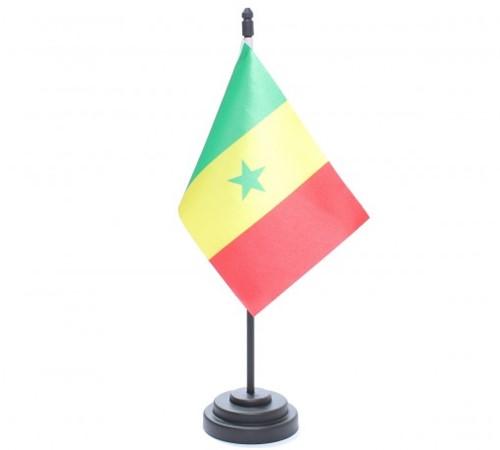 Bandeira de Mesa Senegal 6838PP