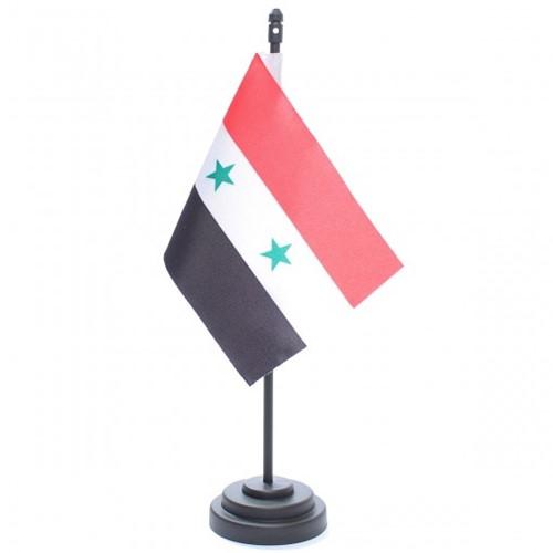Bandeira de Mesa Síria 6842PP