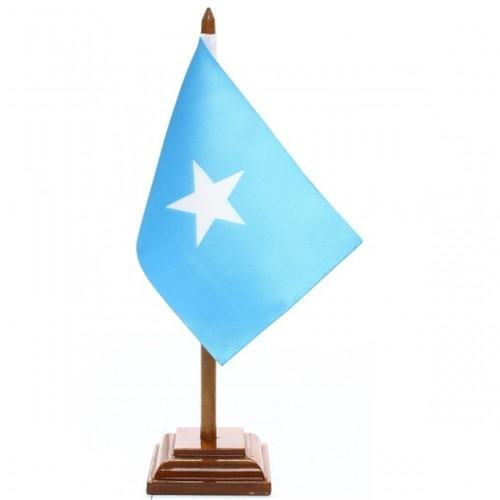 Bandeira de Mesa Somália 6623PM