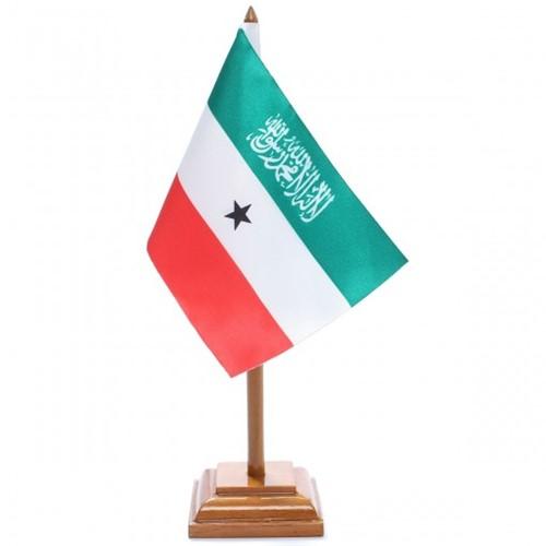 Bandeira de Mesa Somalilândia 6624PM