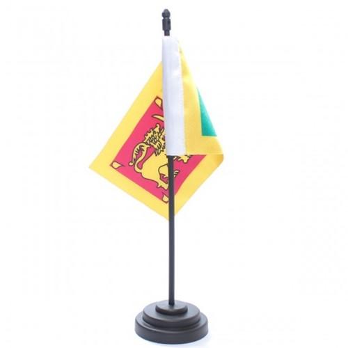Bandeira de Mesa Sri Lanka 6845PP