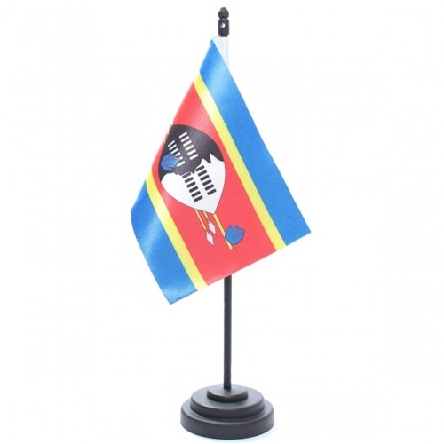 Bandeira de Mesa Suazilândia 6846PP