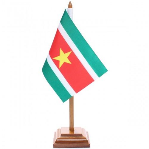 Bandeira de Mesa Suriname 6631PM