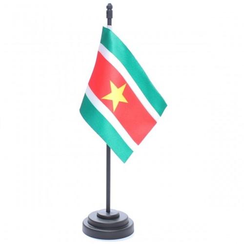 Bandeira de Mesa Suriname 6851PP