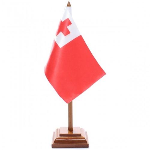 Bandeira de Mesa Tonga 6637PM