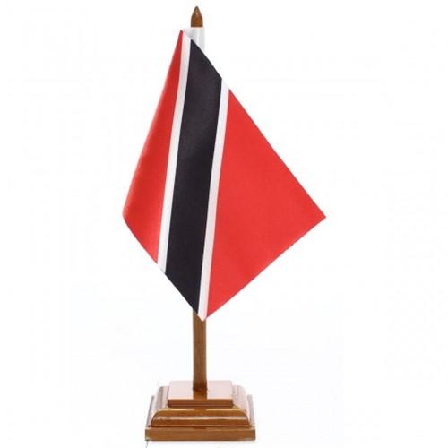 Bandeira de Mesa Trindade e Tobago 6638PM