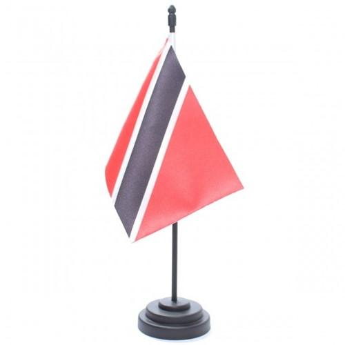 Bandeira de Mesa Trindade e Tobago 6858PP