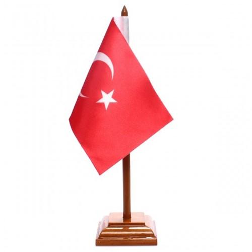 Bandeira de Mesa Turquia 6641PM