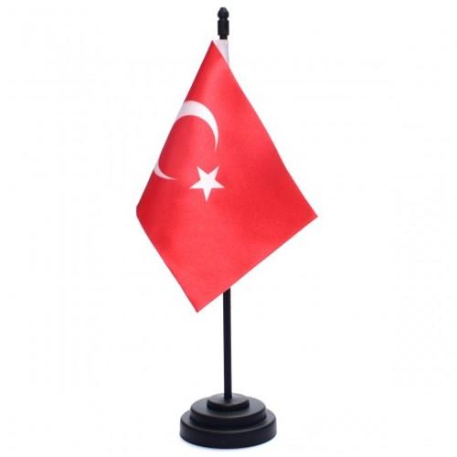 Bandeira de Mesa Turquia 6861PP