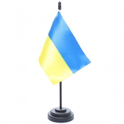 Bandeira de Mesa Ucrânia 6863PP