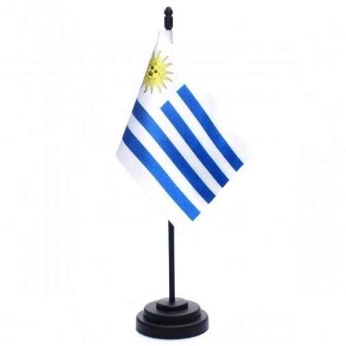 Bandeira de Mesa Uruguai 6865PP