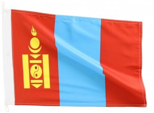 Bandeira de Mongólia