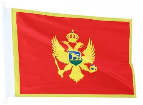 Bandeira de Montenegro
