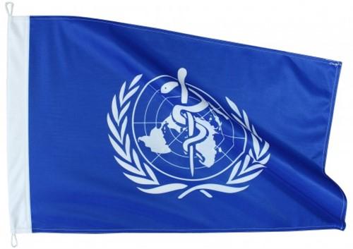 Bandeira de OMS