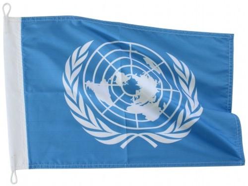 Bandeira de ONU