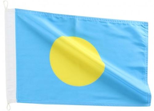 Bandeira de Palau (Belau)