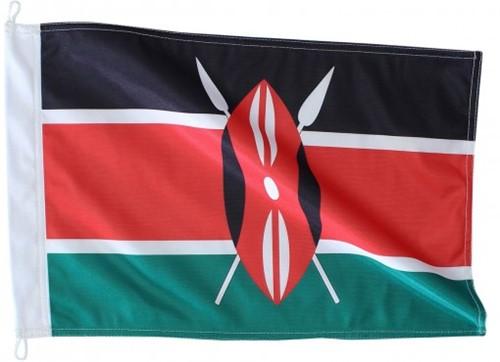 Bandeira de Quênia