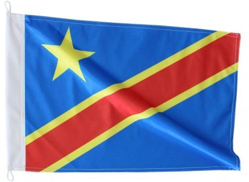 Bandeira de Rep. Democrata do Congo