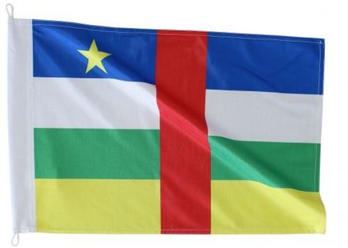 Bandeira de República Centro Africana