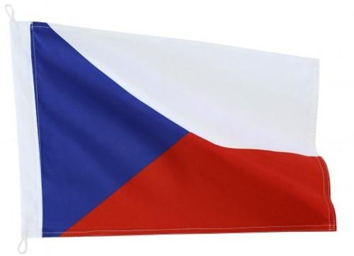 Bandeira de República Checa