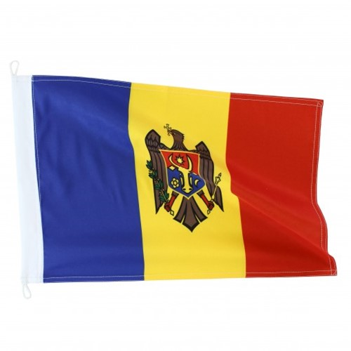 Bandeira de República de Moldávia