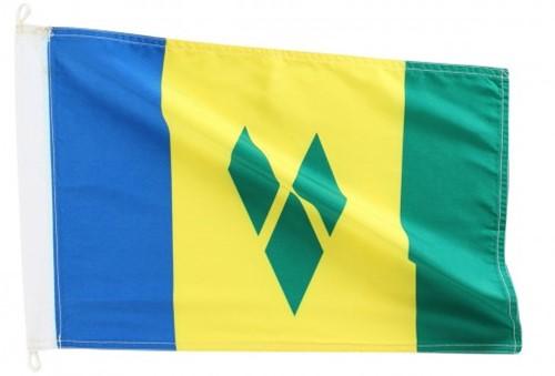 Bandeira de São Vicente de Granadinas