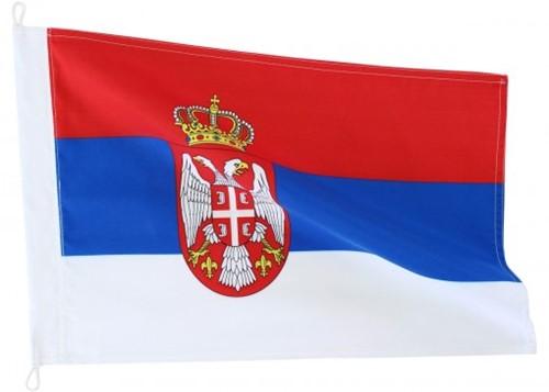 Bandeira de Servia