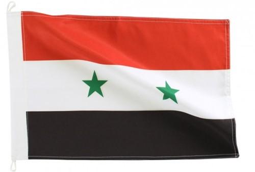 Bandeira de Síria