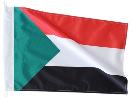 Bandeira de Sudão